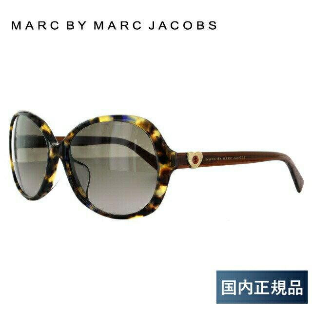 国内正規品 マークバイマークジェイコブス MARC BY MARC JACOBS サングラス MMJ470FS EKN/HA 59 ハバナブラウン アジアンフィット べっこう【レディース】 UVカット 新品