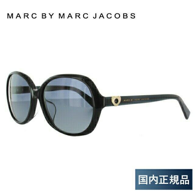 国内正規品 マークバイマークジェイコブス MARC BY MARC JACOBS サングラス MMJ470FS 128/HD 59 ブラック アジアンフィット【レディース】 UVカット 新品