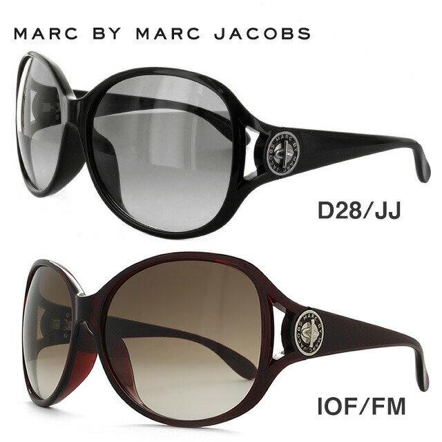 マークバイマークジェイコブス サングラス MARC BY MARC JACOBS MMJ 208KS IOF FM バーガンディ/ブラウングラデーション MMJ208KS D28 JJ ブラック/スモークグラデーション レディース UVカット 新品