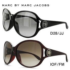 【期間限定ポイント10倍】マークバイマークジェイコブス サングラス MARC BY MARC JACOBS MMJ 208KS IOF FM バーガンディ/ブラウングラデーション MMJ208KS D28 JJ ブラック/スモークグラデーション レディース UVカット