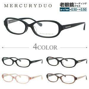 【選べる無料レンズ → 伊達レンズ・老眼鏡レンズ】 マーキュリーデュオ メガネフレーム MERCURYDUO MDF8002-1/MDF8002-2/MDF8002-3/MDF8002-4 UVカット レディースブランド