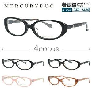 【選べる無料レンズ → 伊達レンズ・老眼鏡レンズ】 マーキュリーデュオ メガネフレーム MERCURYDUO MDF8003-1/MDF8003-2/MDF8003-3/MDF8003-4 UVカット レディースブランド