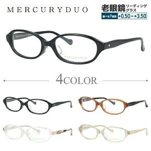 【選べる無料レンズ → 伊達レンズ・老眼鏡レンズ】 マーキュリーデュオ メガネフレーム MERCURYDUO MDF8004-1/MDF8004-2/MDF8004-3/MDF8004-4 UVカット レディースブランド
