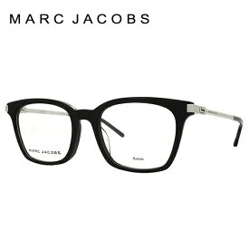 【選べる無料レンズ → PCレンズ・伊達レンズ・老眼鏡レンズ】 マークジェイコブス メガネフレーム アジアンフィット MARC JACOBS MARC155F CSA 52サイズ 国内正規品 ウェリントン ユニセックス メンズ レディース