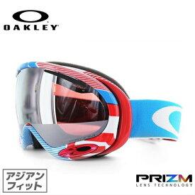 オークリー ゴーグル GOGGLE スノーゴーグル OAKLEY A FRAME 2.0 エーフレーム 59-748J 1975 Red Blue/Prizm Black Iridium プリズムレンズ アジアンフィット スキー スノーボード ミラー prizmlens UV