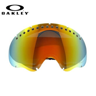 0da6f43752 OAKLEY Oakley goggles lens A FRAME illusion stripes 01-044 Polarized Fire  Iridium polarized lens REPLACEMENT LENS replacement lens replacement goggles  ski ...