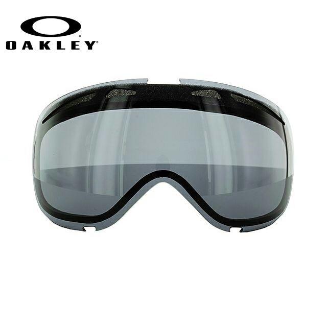 オークリー スノーゴーグル OAKLEY エレベート Elevate 01-021 Dark Grey Replacement Lens リプレイスメント レンズ 交換用レンズ 替えレンズ スペアレンズ スキー スノーボード オークレー UVカット