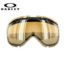 オークリー スノーゴーグル OAKLEY エレベート Elevate 01-022 Black Iridium Replacement Lens リプレイスメント レンズ 交換用レンズ 替えレンズ スペアレンズ ミラー スキー スノーボード UV