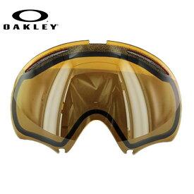 オークリー スノーゴーグルレンズ エーフレーム A Frame 2.0 59-683 Black Iridium Replacement Lens OAKLEY GoggleLens リプレイスメント 交換用レンズ 替えレンズ スペアレンズ スキー スノーボード UV ミラー