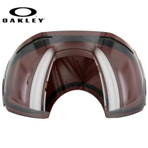 オークリー スノーゴーグルレンズ エアブレイク Airbrake 59-759 Prizm Black Iridium Replacement Lens OAKLEY GOGGLE prizmlens プリズムレンズ 交換用レンズ 替えレンズ スペアレンズ スキー スノーボード ミラ