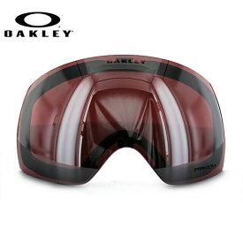 オークリー スノーゴーグル OAKLEY フライトデッキ エックスエム Flight Deck XM 101-104-011 Prizm Black Iridium Replacement Lens プリズム ミラー リプレイスメントレンズ 交換レンズ 替えレンズ スペアレンズ スノボー UV