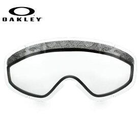 オークリー ゴーグル OAKLEY オーツー エックスエス O2 XS(O Frame 2.0 XS) 59-258 Clear Replacement Lens リプレイスメントレンズ 交換レンズ 替えレンズ スペアレンズ スキー スノーボード GOGGLE UV