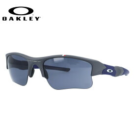 オークリー サングラス OAKLEY フラックジャケットXLJ FLAK JACKET XLJ 24-299 Dark Grey/Grey Team USA レギュラーフィット メンズ レディース スポーツ オークレー UVカット
