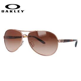 オークリー サングラス OAKLEY フィードバック FEEDBACK oo4079-01 Rose Gold/VR50 Brown Gradient レディース スポーツ オークレー UVカット レギュラーフィット