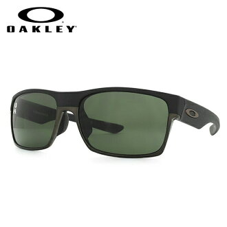 Oakley Sunglasses OAKLEY twoface Twoface oo9256-01 Matte Black/Dark Grey Asian fit mens ladies sport eyewear