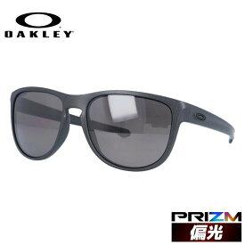 オークリー OAKLEY サングラス スリバーラウンド OO9342-08 57 スチール(マット) レギュラーフィット SLIVER ROUND プリズムレンズ 偏光レンズ STEEL COLLECTION メンズ レディース スポーツ アイウェア ミラーレンズ