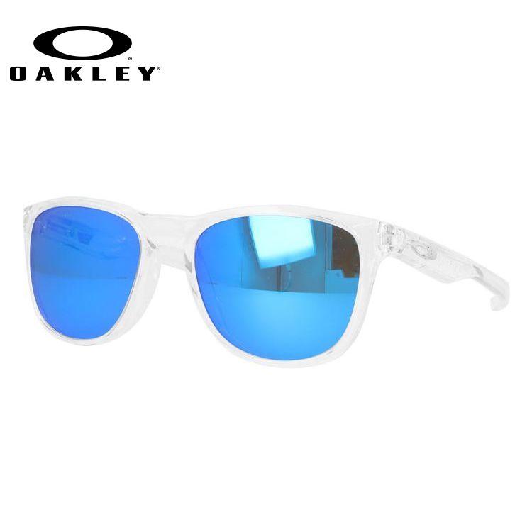 オークリー OAKLEY サングラス トリルビーX OO9340-05 52 ポリッシュドクリア レギュラーフィット TRILLBE X ミラーレンズ 偏光レンズ メンズ レディース スポーツ アイウェア 新品