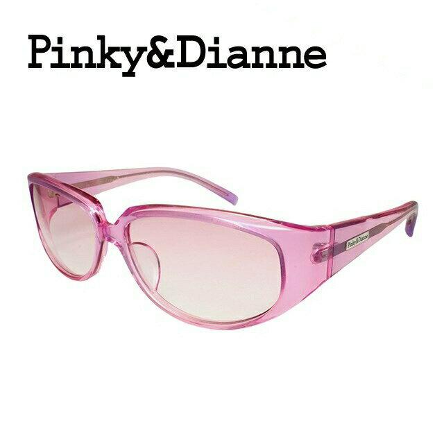 ピンキー&ダイアン サングラス Pinky&Dianne PD2221-4 レディースブランド 女性 UVカット 新品
