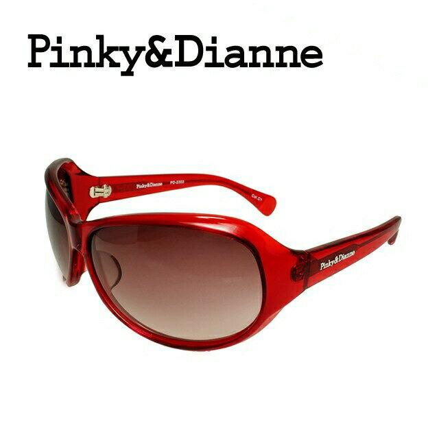 ピンキー&ダイアン サングラス Pinky&Dianne PD2303-1 レディースブランド 女性 UVカット 新品