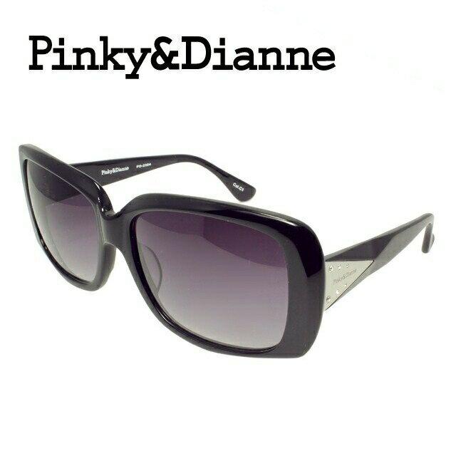 ピンキー&ダイアン サングラス Pinky&Dianne PD2304-1 レディース UVカット 新品
