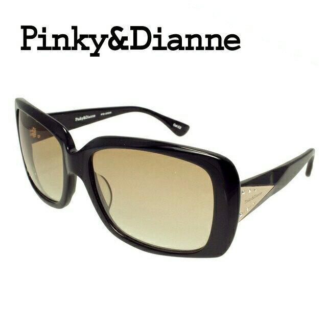 ピンキー&ダイアン サングラス Pinky&Dianne PD2304-2 レディースブランド 女性 UVカット 新品