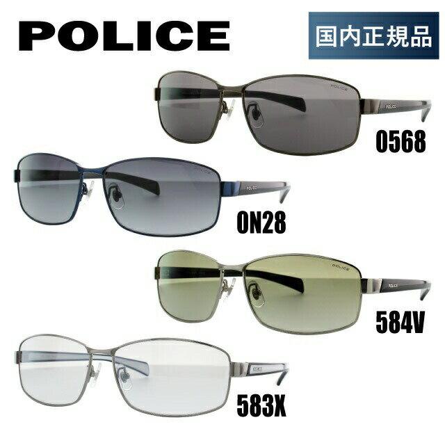 国内正規品 ポリス サングラス POLICE SPL271J 568/0N28/584V/583X 61 アジアンフィット メンズ アイウェア 新品