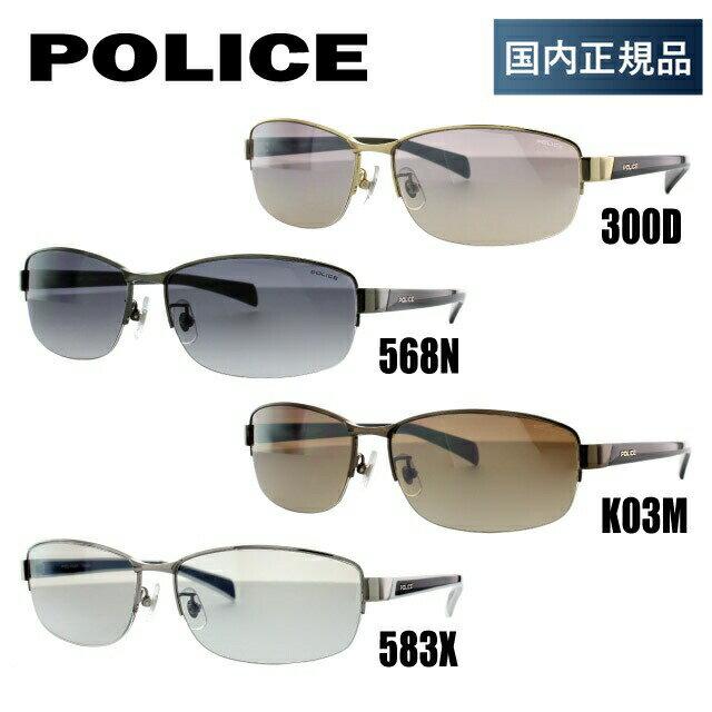 国内正規品 ポリス サングラス POLICE SPL272J 300D/568N/K03M/583X 60 アジアンフィット メンズ アイウェア 新品
