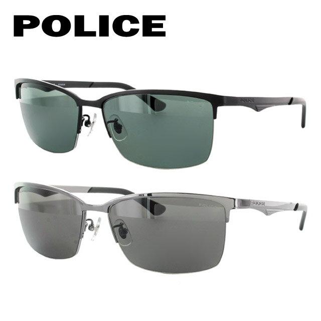 ポリス POLICE サングラス 2017新作 国内正規品 BLACKBIRD LIGHT5 ブラックバードライト5 SPL523J 531P/568P 59 偏光レンズ アジアンフィット メンズ レディース アイウェア 新品