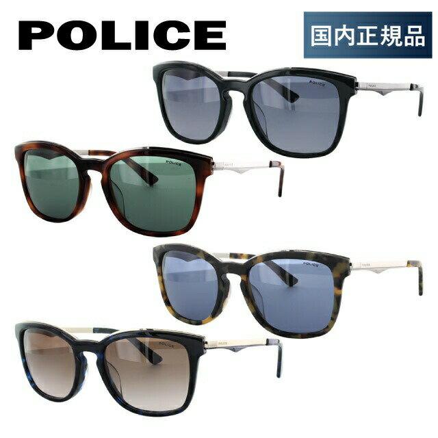 ポリス POLICE サングラス 2017新作 国内正規品 BLACKBIRD LIGHT6 ブラックバードライト6 SPL524J 0700/0710/0711/0AM5 52 アジアンフィット メンズ レディース アイウェア 新品