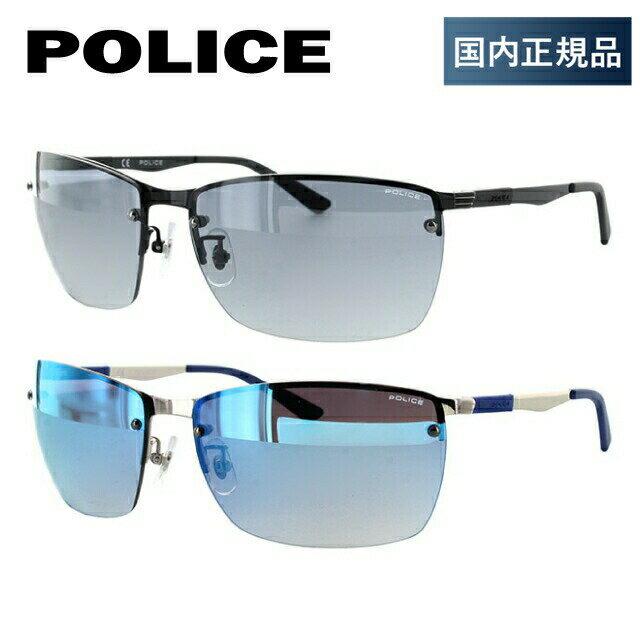 ポリス POLICE サングラス 国内正規品 2017新作 SPL540I 全2カラー 63サイズ 調整可能ノーズパッド COURT4 メンズ 新品