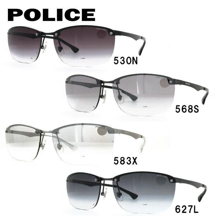 ポリス サングラス 2018 年 新作 ストーム アジアンフィット POLICE STORM SPL745J 全4カラー 60サイズ 国内正規品 スクエア ユニセックス メンズ レディース