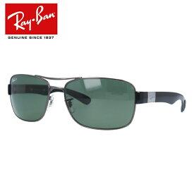 レイバン Ray-Ban サングラス 偏光サングラス RB3522 004/9A 64サイズ スクエア ユニセックス メンズ レディース 【国内正規品/保証書付き】