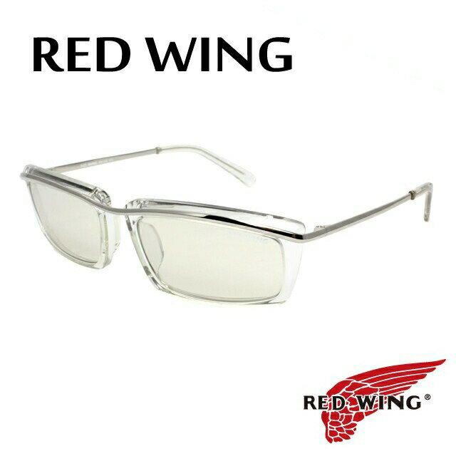 レッドウィング サングラス RED WING RW-004 3 ガラスレンズ メンズ UVカット 新品