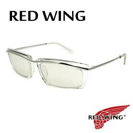 レッドウィング サングラス RED WING RW-004 3 ガラスレンズ メンズ UVカット