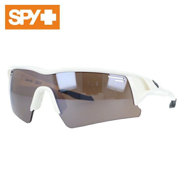 スパイ サングラス SPY SCREW OVER スクリューオーバー Shiny White/Bronze With Black Mirror メンズ レディース 国内正規品 UVカット 新品