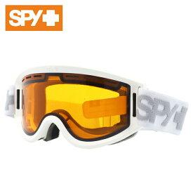 スパイ ゴーグル レギュラーフィット SPY GETAWAY WHITE-PERSIMMON 313162632185 ユニセックス メンズ レディース スキーゴーグル スノーボードゴーグル スノボ
