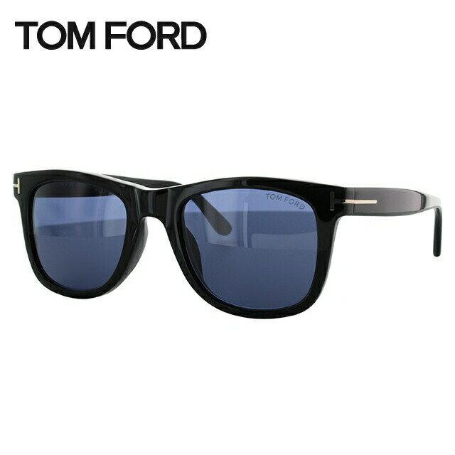 トムフォード サングラス レオ レギュラーフィット TOM FORD Leo TF9336 01V 52サイズ(FT9336) ウェリントン ユニセックス メンズ レディース ブランドメガネ 紫外線対策 新品