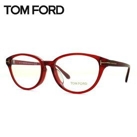 【選べる無料レンズ → PCレンズ・伊達レンズ・老眼鏡レンズ】 トムフォード メガネフレーム アジアンフィット TOM FORD TF5422F (FT5422F) 066 53サイズ フォックス ユニセックス メンズ レディース