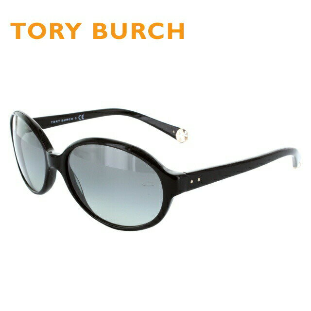 Tory Burch トリーバーチ TORY BURCH サングラス TY7039 501/11 58 ブラック/スモークグラデーション メンズ レディース UVカット 新品