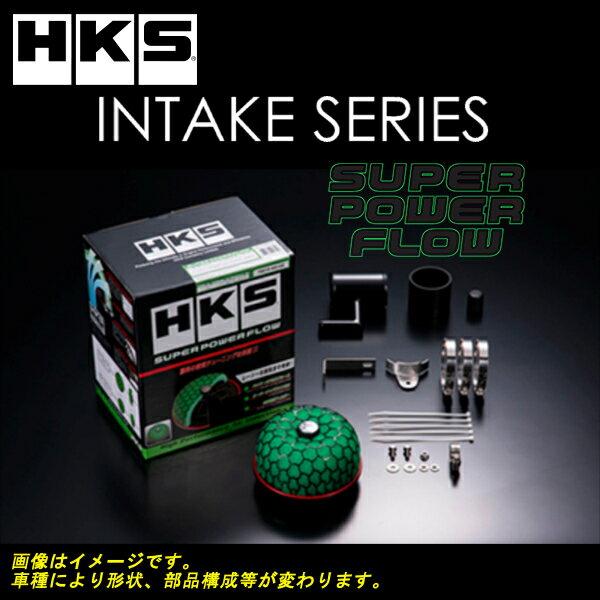 HKS エアクリーナーキット スーパーパワーフロー ラパン TA-HE21S K6A(TURBO) 03/09-08/10