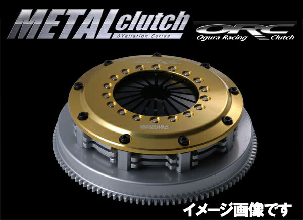 オグラ ORC 659メタルツインクラッチ ダンパー付 ヴェロッサ JZX110 1JZ-GTE