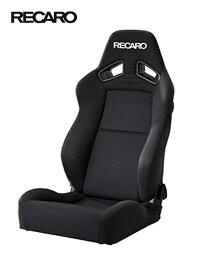 RECARO リクライニングシート SR-7F KK100 シートカラー:ブラック 生地:カムイ 装飾:ステッチ:ブラック/ブラック