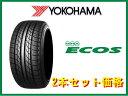 YOKOHAMA タイヤ DNA ECOS ES300 225/40R18 225/40-18 225-40-18インチ 2本セット