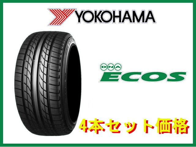 ヨコハマ タイヤ DNA エコス ES300 135/80R12 135/80-12 135-80-12インチ 代引手数料無料 送料無料 4本セット