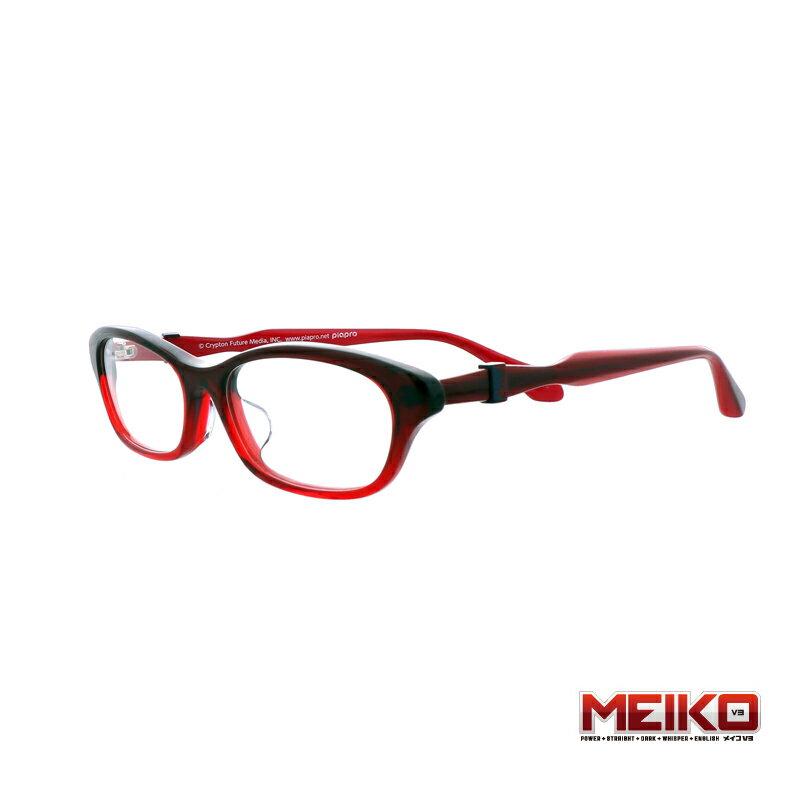 【MEIKO】MEIKOグッズ PCメガネ ブルーライトカット