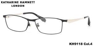 キャサリンハムネット メガネ KATHARINE HAMNETT メガネフレーム KH9118 4 56 伊達メガネ用レンズ無料!! あす楽対応 LOS50