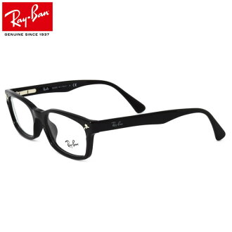 MADE IN ITALY black edge spring hinge Ray-Ban RayBan men gap Dis made in Ray-Ban Ray-Ban glasses RX5017A ITALY 52 size RX5017A Italy