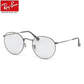 レイバン Ray-Ban サングラス RB3447 004/T3 50サイズ 53サイズ ラウンドメタル ROUND METAL ラウンド 丸メガネ おしゃれ Made in Italy イタリー メンズ レディース