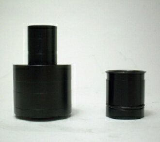 C-mount adapter lens 37mm HD-TV-37 (φ 37) for video cameras