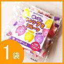 ★1個 歯っぴいキシリトールグミ フルーツ 約60g(15粒入り)【歯科専売品】【メール便可 3袋まで】